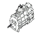 J01 GEARBOX 77MM-5 SPEED-MANUAL