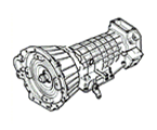J04 GEARBOX ZF-4 SPEED-AUTOMATIC