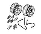 B01 AXLES & SUSPENSION AXLE ANCILLIARIES & ROAD WHEELS