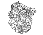 303-01 POWERTRAIN ENGINE/BLOCK, HEADS & MANIFOLDS