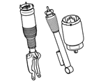 204-03 CHASSIS SPRINGS/STRUTS & SHOCK ABSORBERS