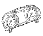 413-01 ELECTRICAL INSTRUMENT CLUSTER RELATED PARTS