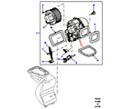 F03.010 BLOWER ASSEMBLY (FROM (V)7A000001 )